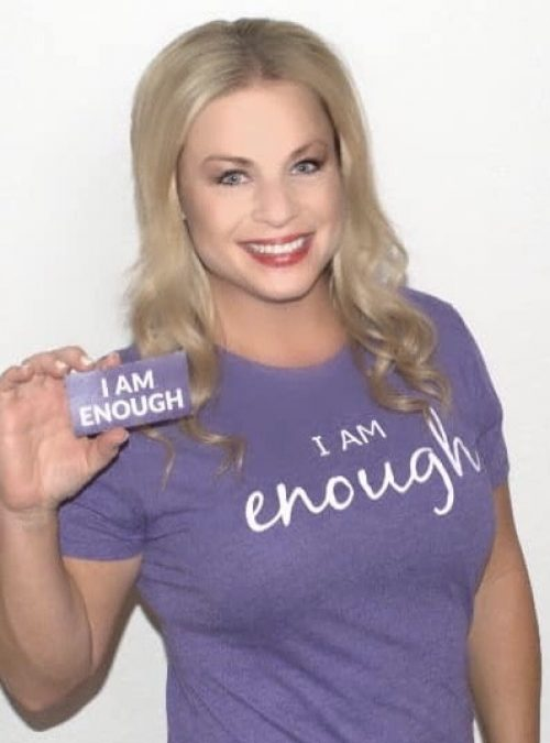 NEW EPK I am Enough card